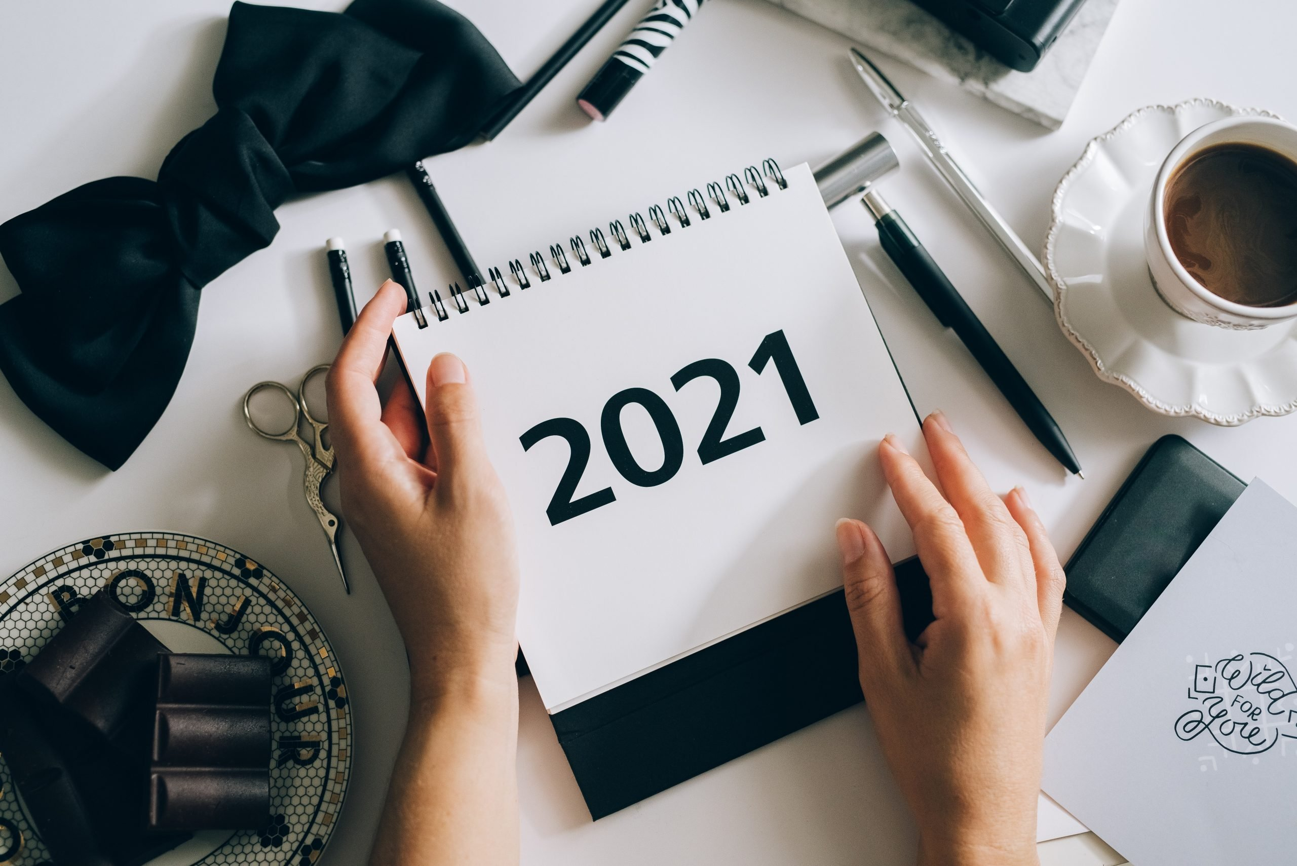 What are your 2021 Resolutions, plans or goals?